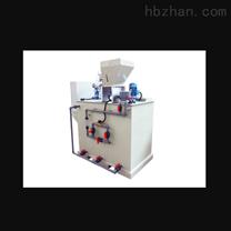 三槽式一体化加药装置