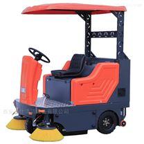 捷恩品牌电动扫地车GEXEEN电瓶驾驶式清扫车