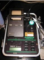 美国 RAD-7 测氡仪
