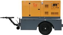防汛救急泵车