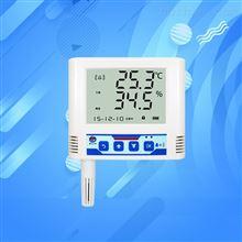 RJ45远程记录仪TCP以太网温湿度变送器