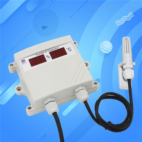 建大仁科485数码管温湿度传感器