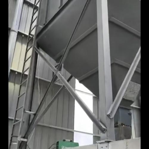 BDC-7J-压铸车间烟尘高效脉冲布袋除尘器