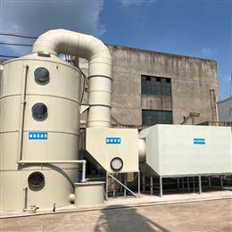食品厂加工废气处理