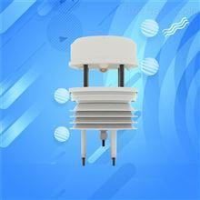 超声波风速风向变送器温湿度噪声一体式