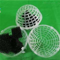 悬浮球填料Φ80mm/生物悬浮填料