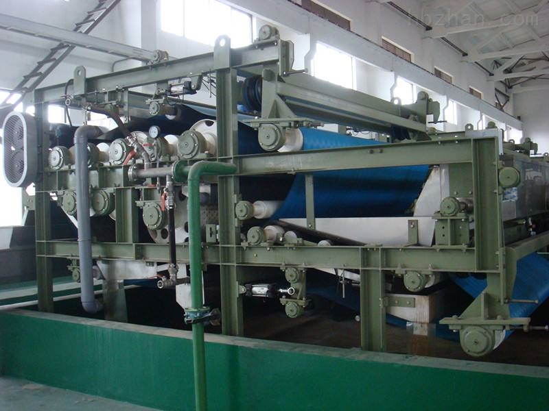 振动排渣板框压滤机
