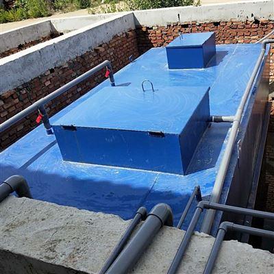 RC屠宰污水處理設備用在多大水量