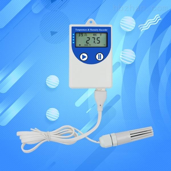 工业大棚远程温湿度记录仪