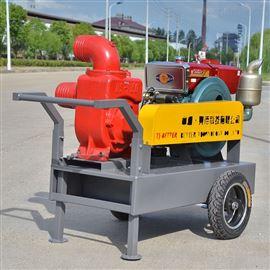 手推式移动泵车