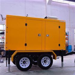 防汛抗旱应急移动泵车