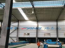 加工厂用工业风扇,使用寿命长多重安全保护