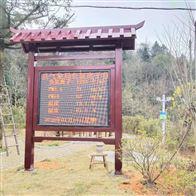 湖北省景区公园负氧离子监测站*定做