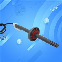 RS485实时监控防尘长杆管道温湿度变送器