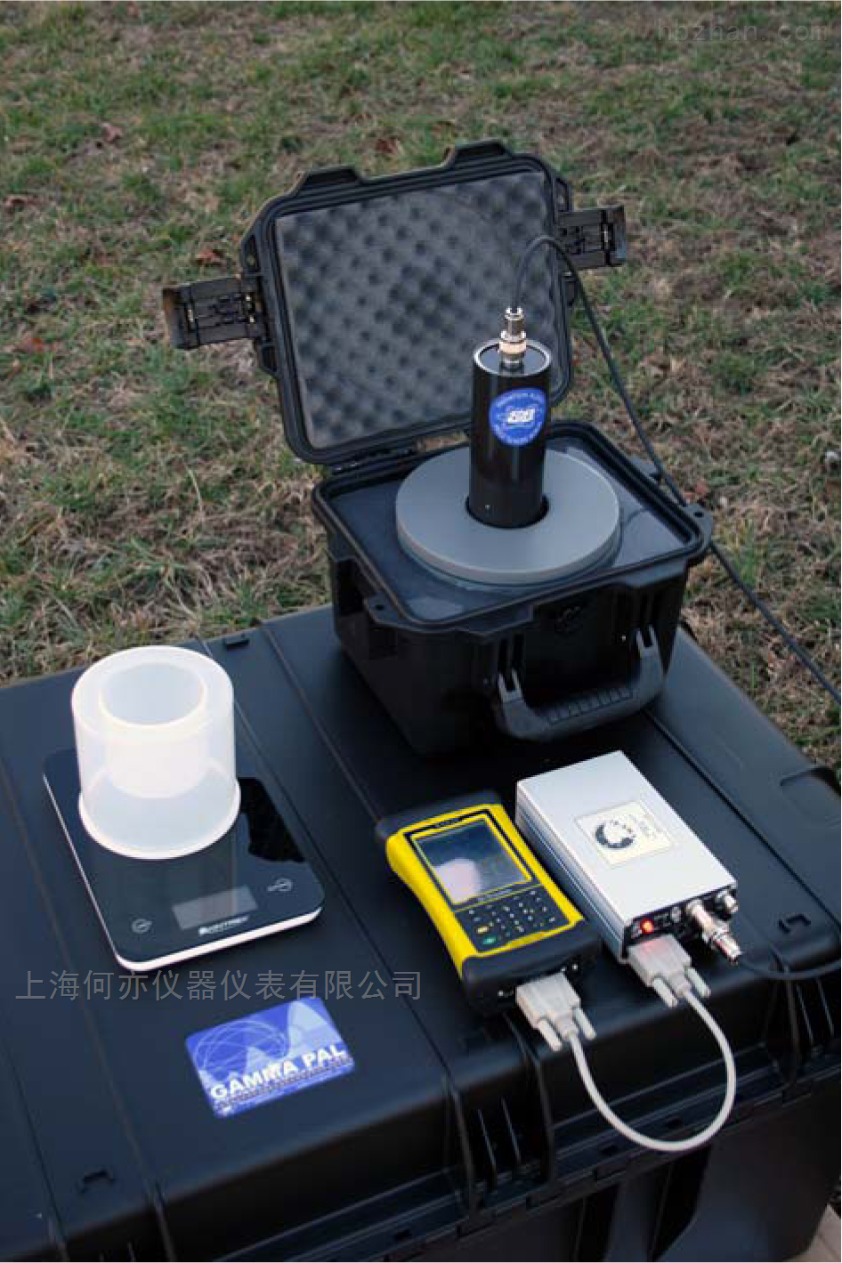 GammaPAL移动式辐射安全分析实验室