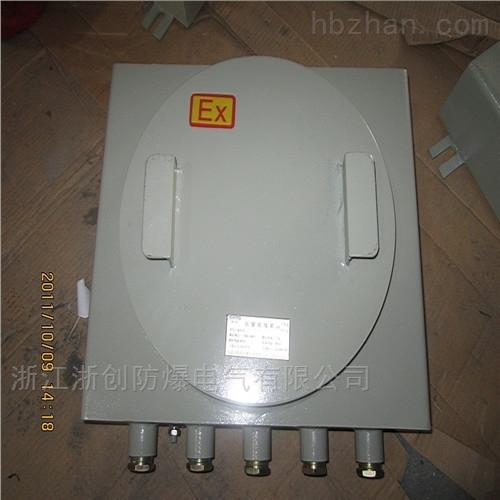铸铝隔爆型ExdIICT6防爆接线箱