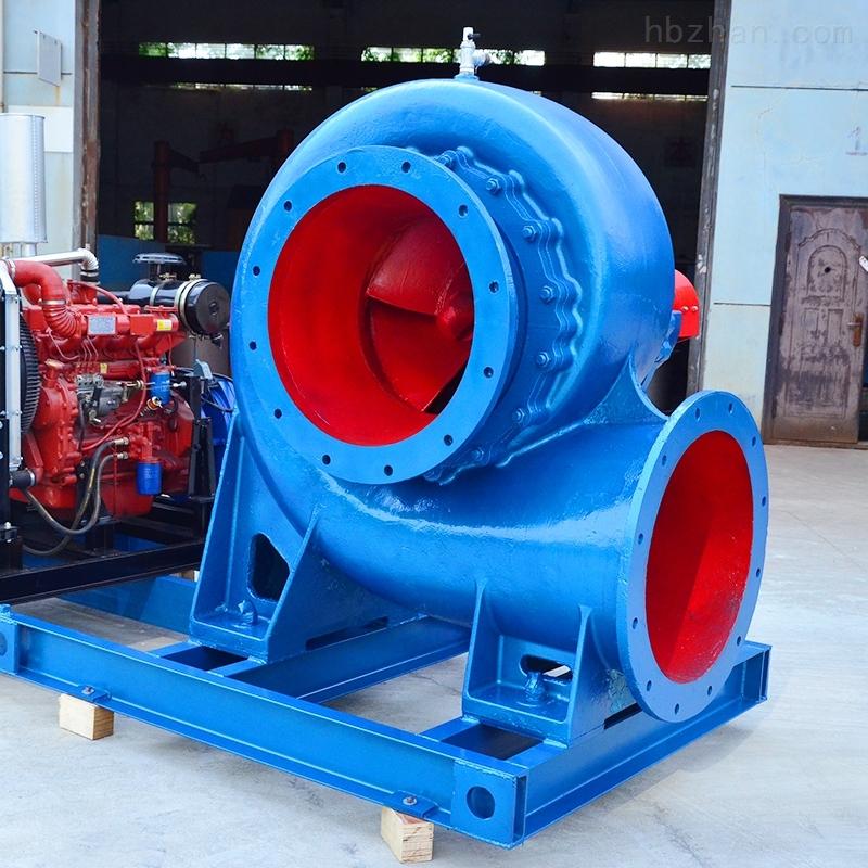 XBC-HWC大流量柴油机驱动混流泵