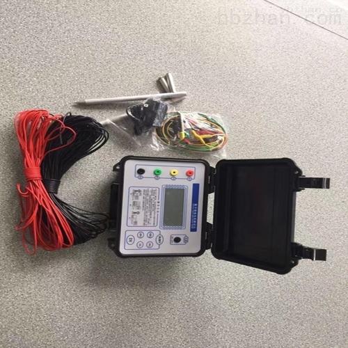 承试电力工具钳形接地电阻测试仪
