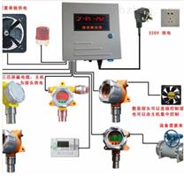 可燃气体探测器液化气天然气报警器安装青岛