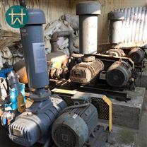 台湾龙铁鲁氏鼓风机污水处理用三叶罗茨风机