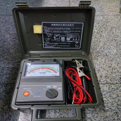 智能型绝缘电阻测试仪承试类