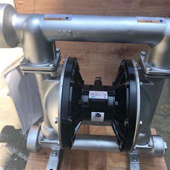 QBY3-100新型不锈钢气动隔膜泵