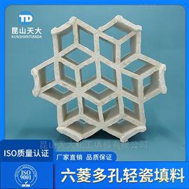 填料厂家轻瓷七孔组合环填料