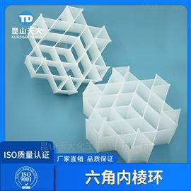 脱硫装置六角内棱环填料