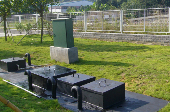 芜湖埋地污水处理设备