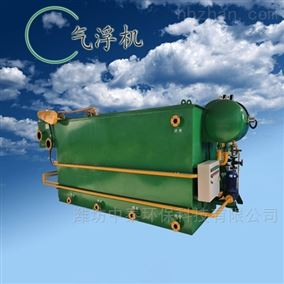河南工业气浮机特点