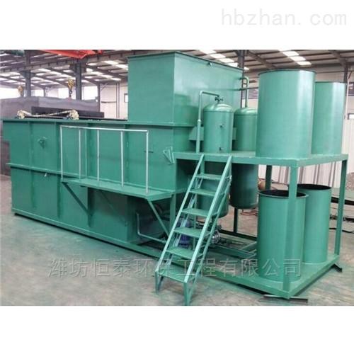 一体化污水设备的生产厂家