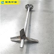 JBJ-1800絮凝劑沉淀攪拌機CAD圖
