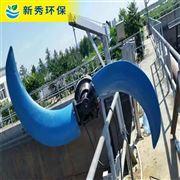 LEP5/4-2500-52低速潜水推流器不锈钢潜水 推流机结构厂家