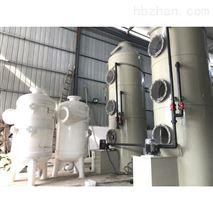 天炼1万风量废气处理PP喷淋塔