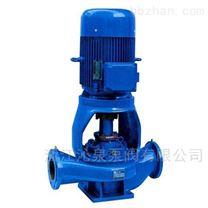 沁泉 ISGB立式便拆式管道离心泵