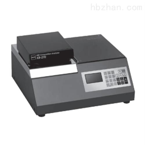 日本Kett红外线成分分析仪KB-270