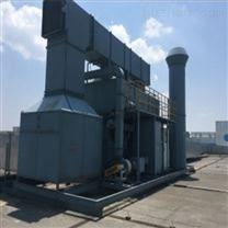 沸石转轮加催化燃烧装置