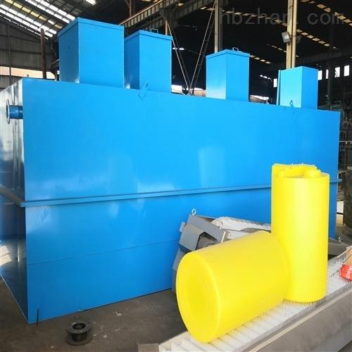 天津众迈乡镇污水处理设备常规检查