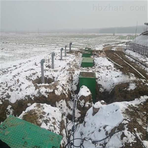 火车站生活污水地埋式一体化处理设备厂家