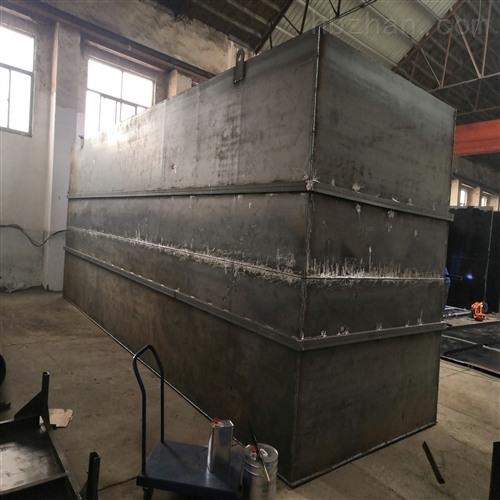 天津众迈医疗污水地埋式一体化处理设备