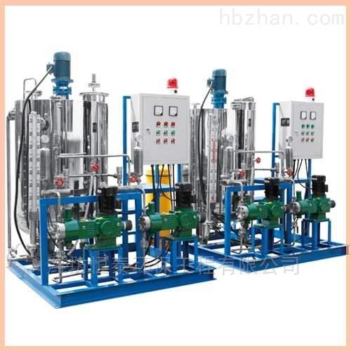 重庆市锅炉加药装置