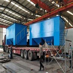 ZM-100200吨养殖场MBR一体化污水处理设备流程