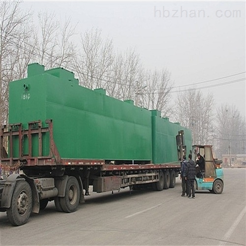 10吨城市生活地埋式一体化污水处理设备
