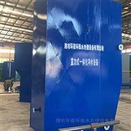 HS-06浙江金华重力式一体化净水设备
