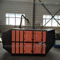 注塑加工廢氣處理設備 集中式油霧收集器