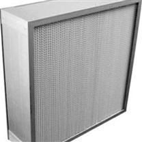 有隔板中效空气过滤器