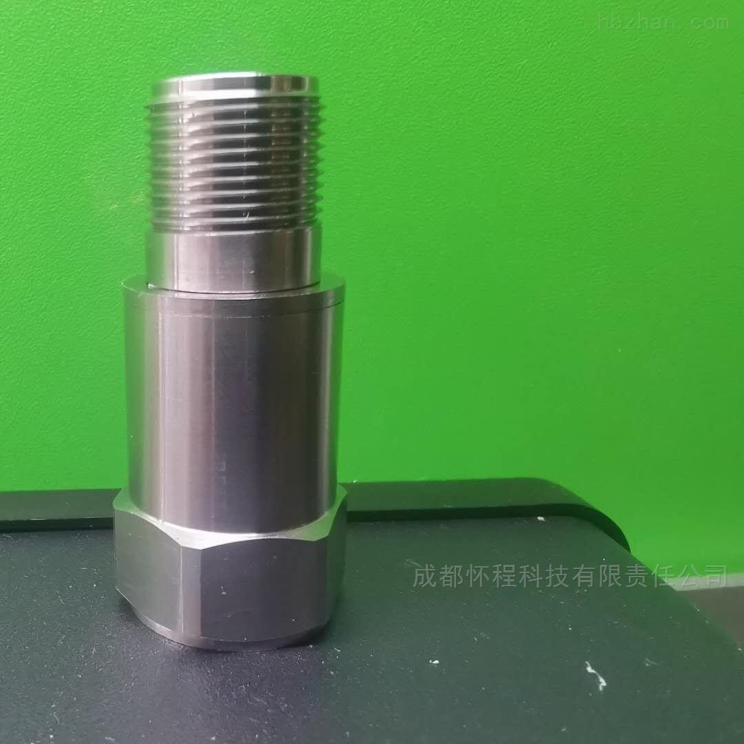 压电式加速度传感器