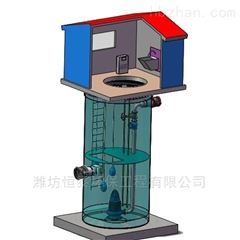 ht-679重庆市污水提升泵站