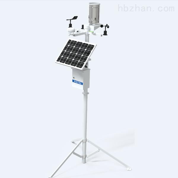 农业气象站自动监测