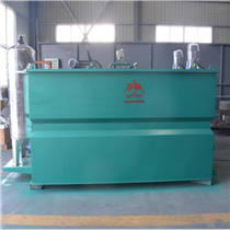 SL油田生活污水处理设备